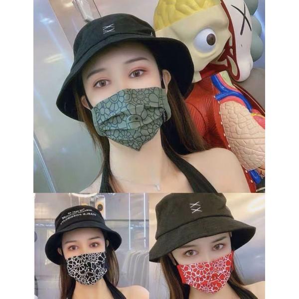 Kaikaikiki ブランドマスク風邪対策 咳メンズ アパレルブランド マスク 在庫ありメンズ 10枚/バッグ