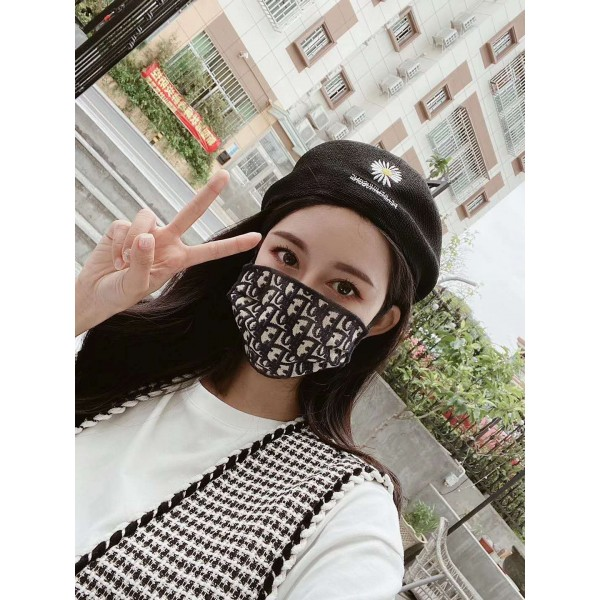 dior マスク おしゃれ レディースファッションディオールブランドマスク販売 洗える 花粉症対策 風邪対策 ウィルス対策手作り布マスク 洗える