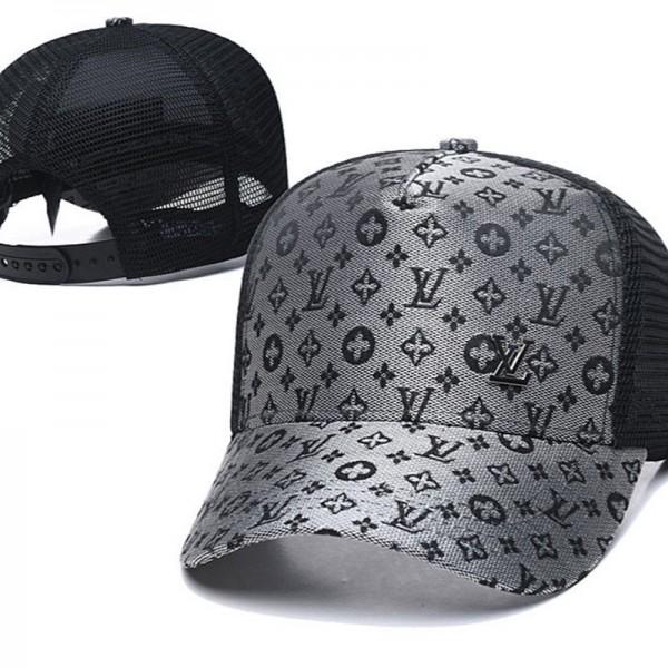 ハイブランド ルイヴィトンキャップ ニューエラ メッシュキャップ LV帽子 無地メンズ レディース  メッシュ 帽子 春夏 人気 ブランドUVカット ベースボールキャップファッション通販帽子