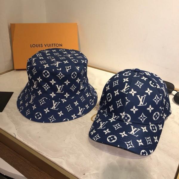 ハイブランドルイヴィトン風 帽子 コットンキャンバス 野球帽 女性ファッション ハットアウトドア バケットハット LVロゴ 日よけ帽 ビーチサンハット 折りたたみ式キャップ