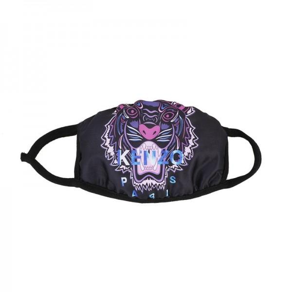 KENZOマスクファッション人格ドトレンディなブランドマスクメンズ 学生/大人用 夏のマスクコロナ対策 日焼け防止 激安 送料無料布マスク 大人フェイスマスク