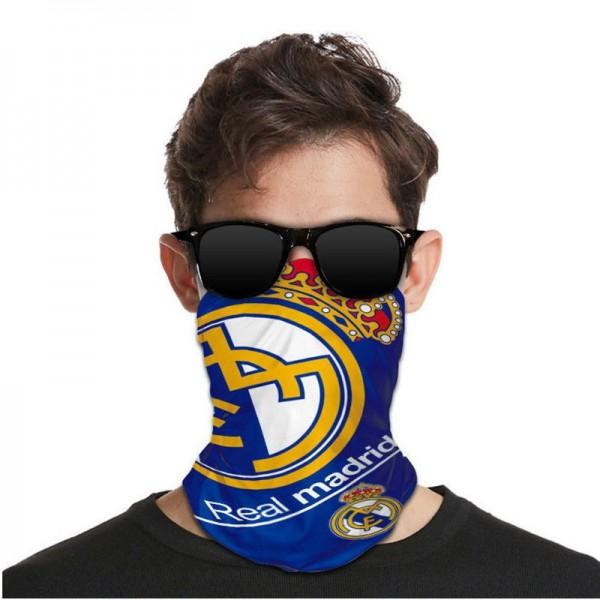 フットボール フェイスマスク 運動 UVカット 顔 首 UPF50+ 洗える メンズ レディース 速乾性 ネックガード フェイスガード  接触冷感 ひんやりスポーツマスクウイルス フェイスカバー