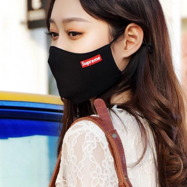 supreme 3d立体マスク 在庫ありメンズ 高級ファッションブランドマスクコロナ対策 黒 洗える 布マスクレディースデザインマスク 調整でき 口呼吸防止 ほこり防止 子供マスク冷え かぜ 咳 衛生