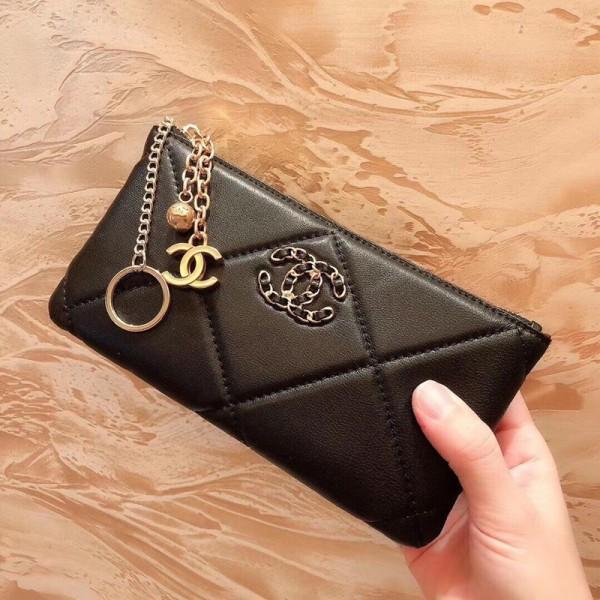 シャネルレディース長財布 パロディブランド大容量 財布カードや名刺や小銭の財布Chanel金具ロゴスマホ携帯カバーおしゃれシャネル風バッグで新作
