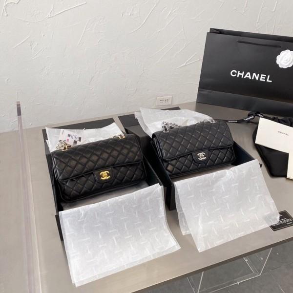 シャネルチェーンバッグブランドレディース高品質な斜め掛けカバンChanelおしゃれショルダーポーチファッション定番バッグギフト オススメ