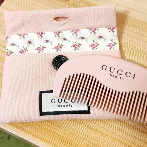 グッチブランドかわいいピンクミニバッグレディースおしゃれ高品質 ヘアブラ多機能シスキンケア化粧品 収納でき小物整理ポーチ
