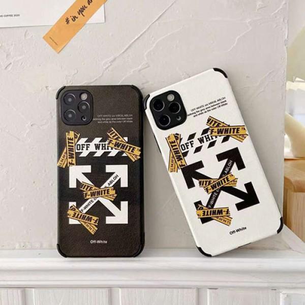 OFF-WHITEオフホワイト個性潮iphone12/12mini/12pro/12pro maxケース ファッションiphone xr/xs max/11proケースブランドモノグラム iphone12/11pro maxケース ブランド