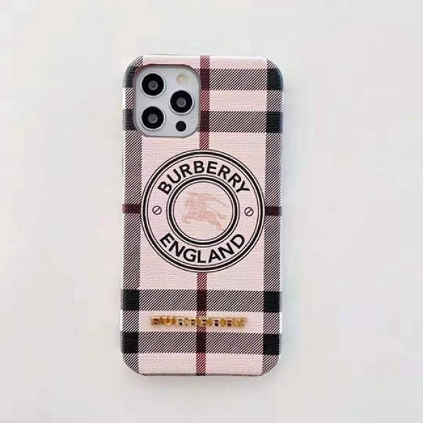 BURBERRY/バーバリー男女兼用人気ブランドiphone12/12mini/12pro/12pro maxケースins風ファッション セレブ愛用 iphone12 mini/11pro maxケース 激安ジャケット型 2020 iphone12ケース 高級 人気