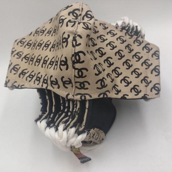 ファッションブランドシャネルマスク 布 柔らか アウトドア用 Chanelマスク秋冬 風邪対策 咳 コロナウィルス対策 激安 メンズ レディース オシャレ 肌荒れしにくいマスク