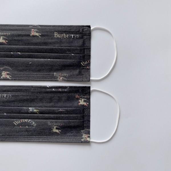 burberry /バーバリーマスク 使い捨て 在庫あり激安 即日発送 高級ブランドマスク 風邪対策 咳 レディース 立体マスクメンズ 10枚 おしゃれ 不織布マスク サージカル インフルエンザ 防塵 衛生マスク