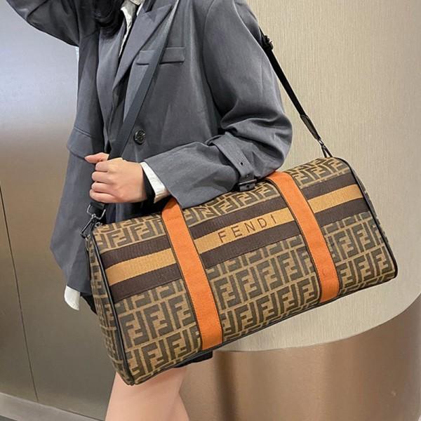 グッチブランドバッグカバンルイヴィトンファッション大容量ハンドバッグフェンディ収納 防水 旅行バッグDior定番プリント男女兼用ショルダーバッグ