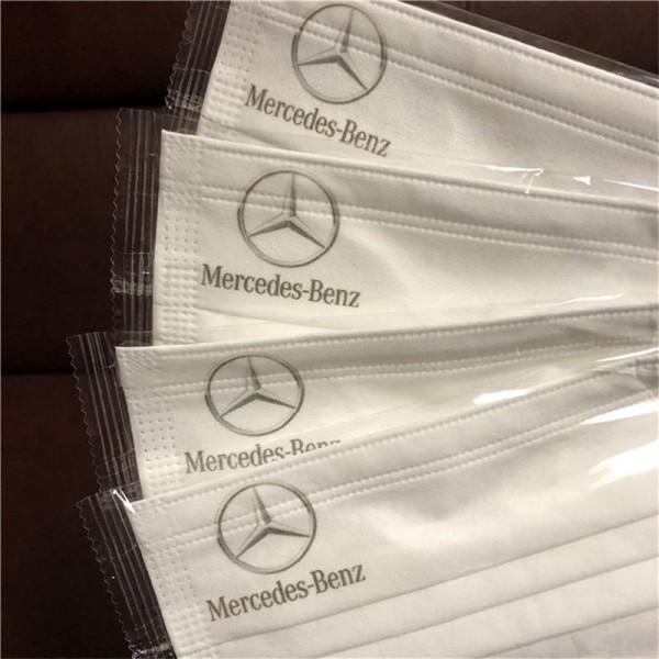 使い捨て3層不織布ベンツマスクブランド10枚入り個包装 衛生 防護ウィルス対策マスク男女兼用人気 不織布マスク大人サイズ