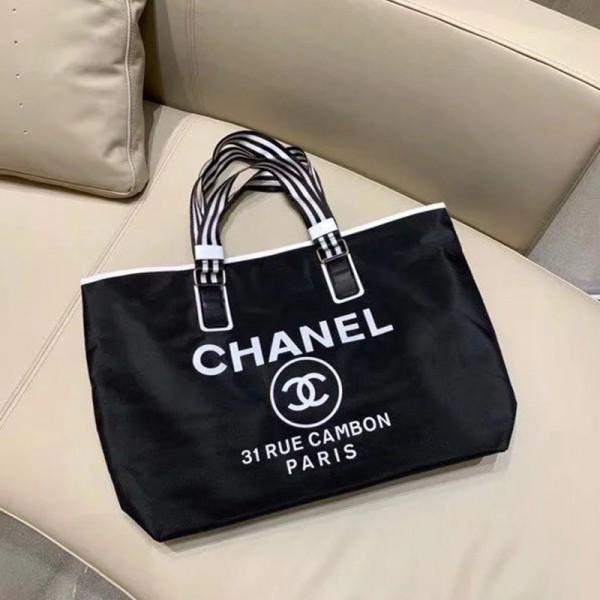 2020シャネルファッション手提げバッグブランドレディース大容量 人気ショッピングバッグChanel潮流 多機能 簡約ハンドバッグ