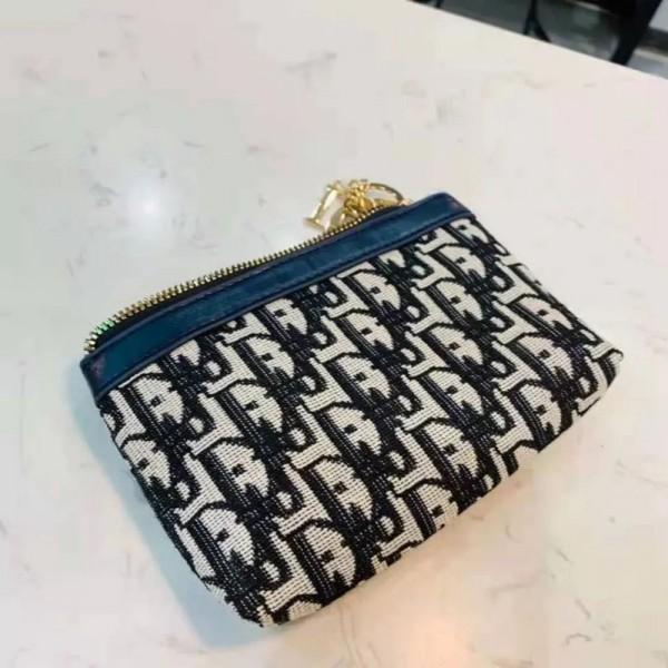 ディオールブランド財布2021新品Dior定番プリント財布レディースメンズファッション金具ロゴ手持ち財布