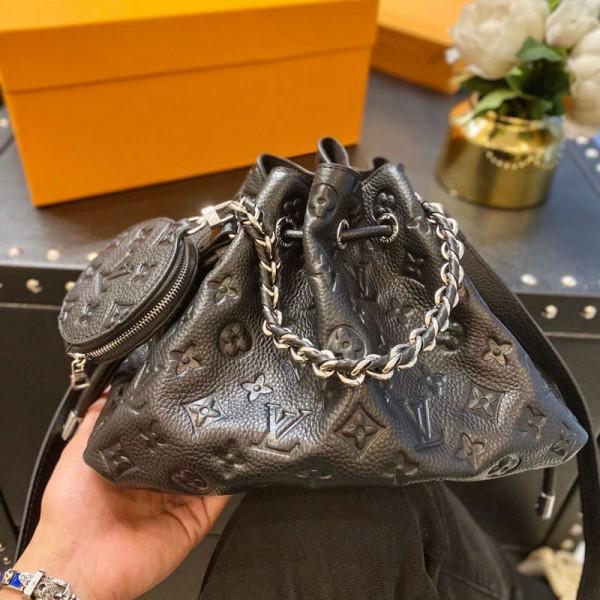 ルイヴィトンブランドバッグレディースファッションシンプルパースおしゃれ手提げ大人っぽい財布バッグLV定番カバン