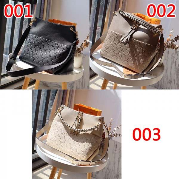 ルイヴィトンブランド手提げバッグレディースファッション高品質レザー 斜め掛けカバン高級感人気 大容量ハンドバッグ