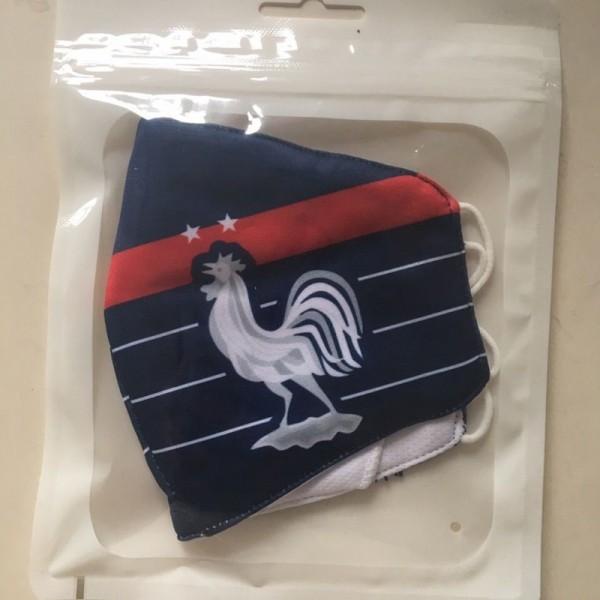 サッカークラブブランド布マスクサッカースポーツシリーズ洗えるマスクファッション潮流各リーグのトップチームマスクサッカーファン