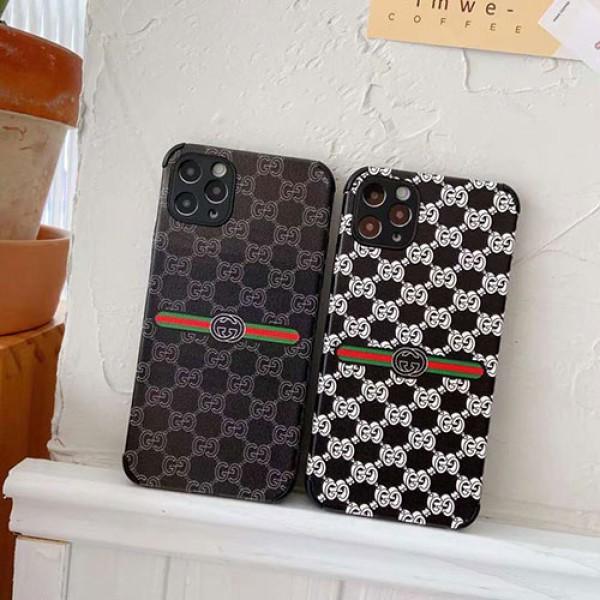 GUCCI/グッチファッション セレブ愛用 iphone12/12 mini/12 pro/12pro maxケース 激安iphone 11/x/8/7スマホケース ブランド LINEで簡単にご注文可シンプル iphone11/x/xr/8/7ケース ジャケット