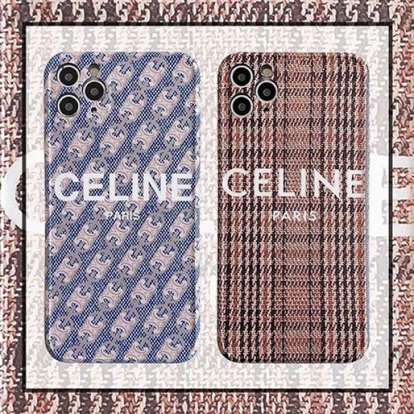 CELINE/セリーヌ ファッション セレブ愛用 iphone12/12 mini/12 pro/12pro maxケース 激安ins風 iphone11/11pro/x/xrケースかわいいiphone x/8/7 plusケース大人気