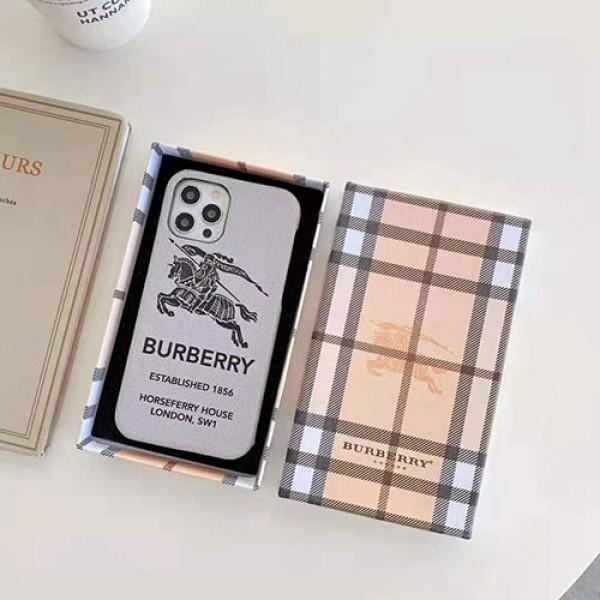 BURBERRY/バーバリー ブランド iphone12/12 mini/12 pro/12pro maxケース かわいいアイフォン12カバー レディース バッグ型 ブランドiphone12/11/x/xs/xrケースiphone x/8/7 plusケース大人気