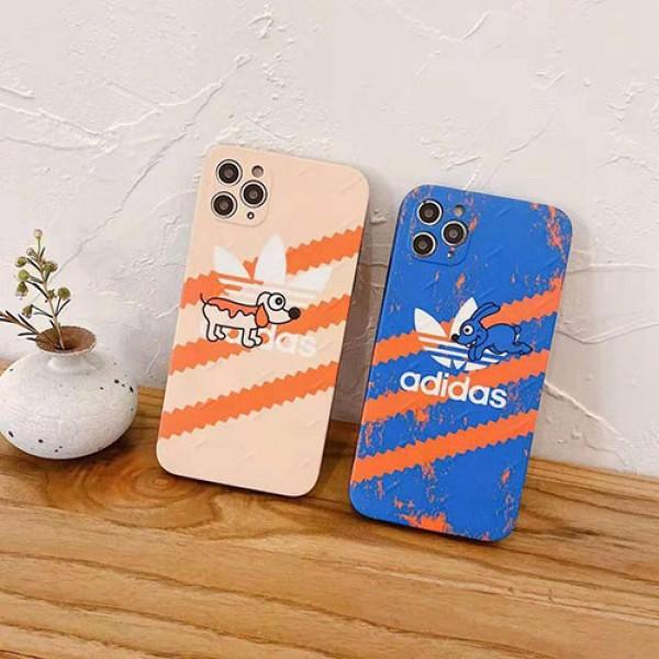 Adidas/アディダスアイフォンiphone 12/12mini/12pro/12pro maxケース ファッション経典 メンズiphone 11/x/8/7スマホケース ブランド LINEで簡単にご注文可メンズ iphone12/11pro maxケース 安い