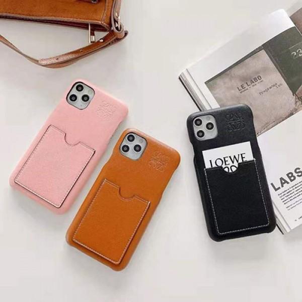 LOEWE/ロエベ ブランド iphone12/12 mini/12/ pro/12 pro maxケース かわいいins風 IPhone xs/xs maxケースかわいいメンズ iphone12/11pro maxケース 安い
