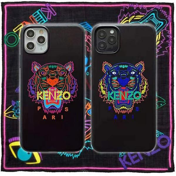 Kenzo/ケンゾー男女兼用人気ブランドiphone12/12mini/12pro/12pro maxケースファッション セレブ愛用 iphone12 mini/11pro maxケース 激安メンズ iphone12/11pro maxケース 安い