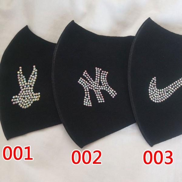 NY NIKEマスクUVカット 抗ウイルス 100%綿マスク 大人用 子供用 男女兼用 小顔 高級ブランドマスクナイキ 在庫あり 激安 コロナ 布 3d立体マスク レディース 韓国フェイスマスク 呼吸もしやすくかわいい