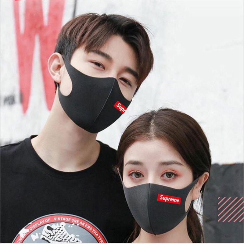 supreme 3D立体マスク 韓国アイドル芸能人愛用