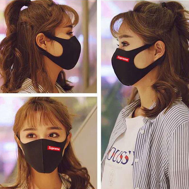 supreme 韓国アイドル芸能人愛用ウレタンマスク花粉