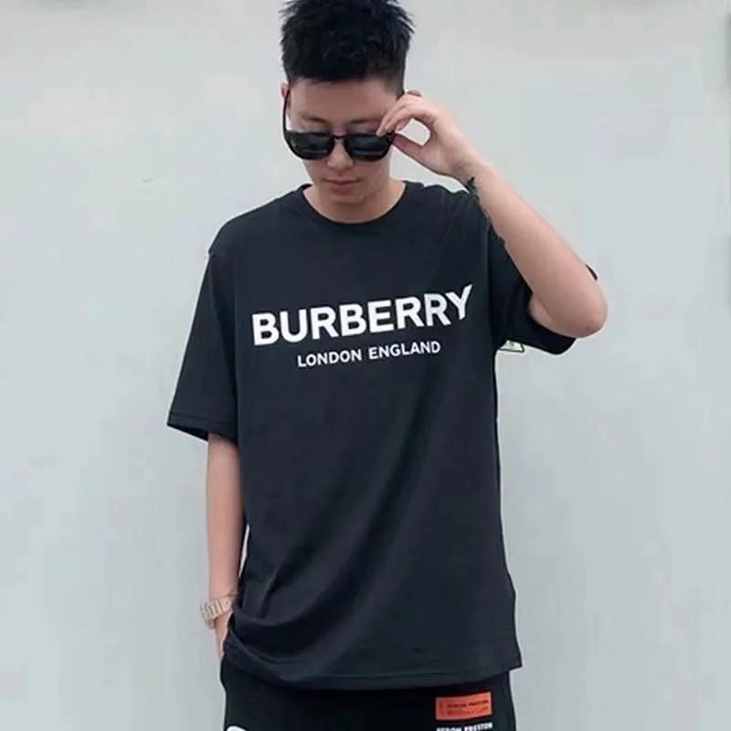 クラシック 大人気 送料無料 気質 流行 burberryTシャツ