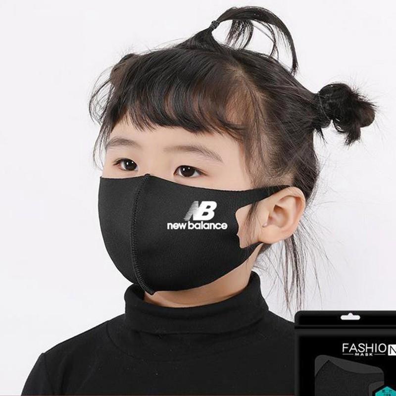 男女兼用ニューバランスマスク夏専用 スポーツマスク 3Dマスク