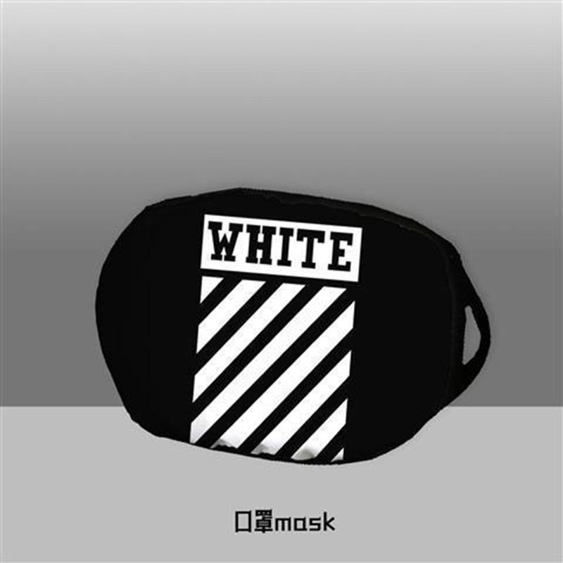 off-whiteファッション経典な小顔フェイスマスク