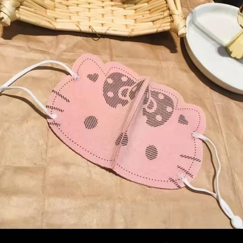 High Brand HelloKitty 3D Reusable Sport Breathable Mask COVID-19 Handmade Cloth Washable Masks