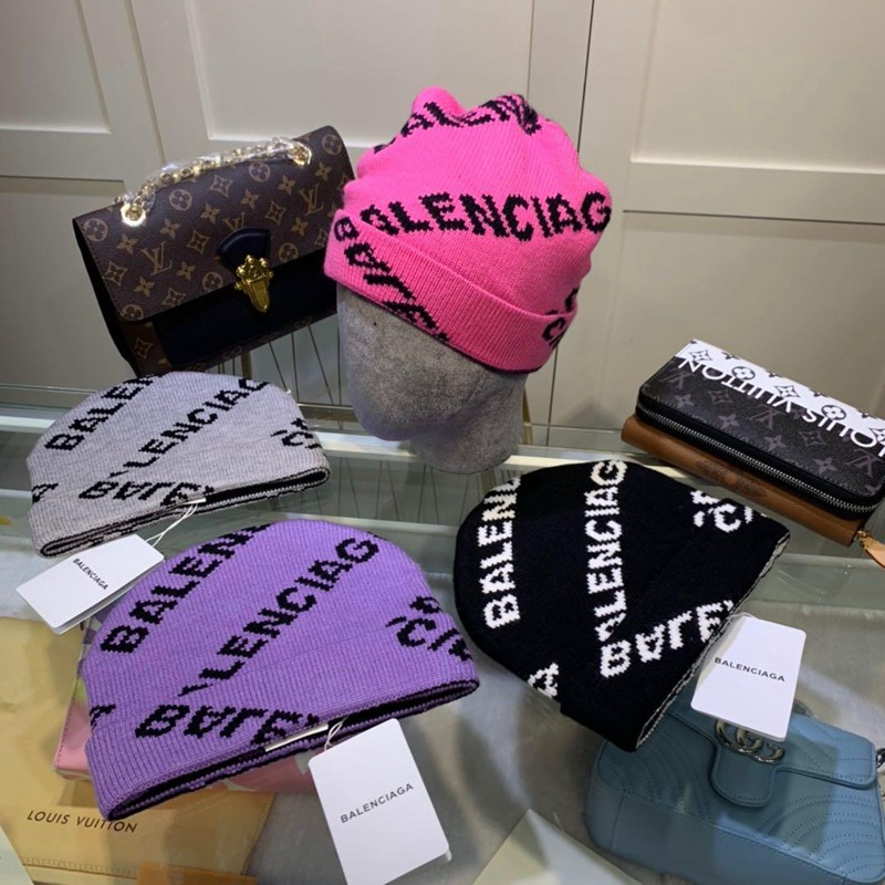 Balenciaga バレンシアガ 帽子 編み物 ニット製