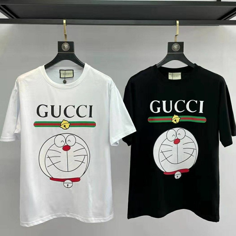 Gucci半袖子供Tシャツファッション家族親子服