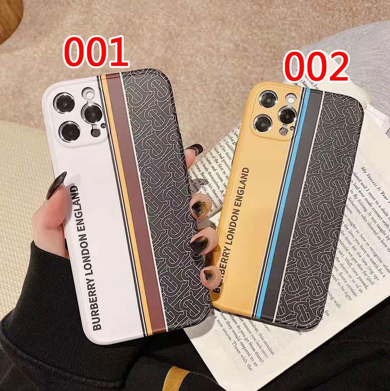 BURBERRY/バーバリー ブランド iphone12/12 mini/12 pro/12pro maxケース